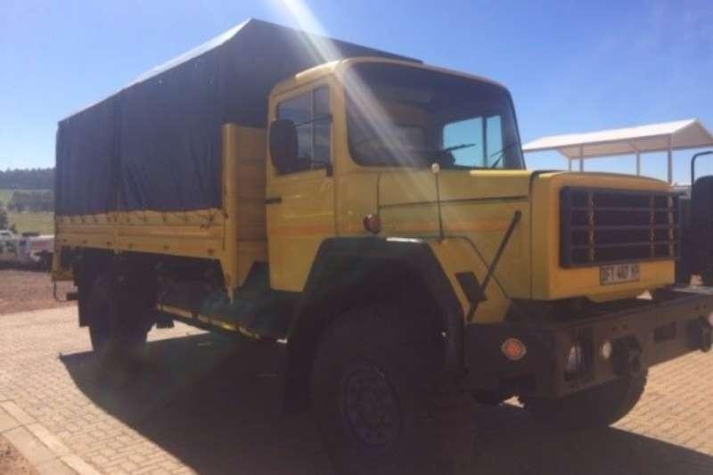 Samil Dropside Samil 50 Fire Fighter Truck