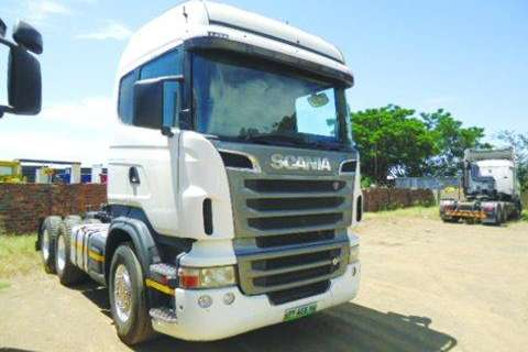 Truck Scania 4x R500- 2012