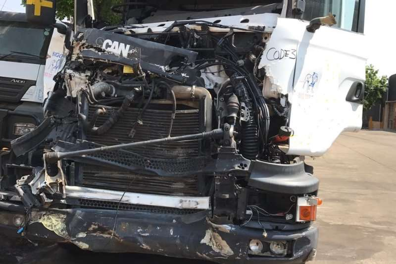 Truck Scania Scania R164 480HP Stripping for Spares 2006