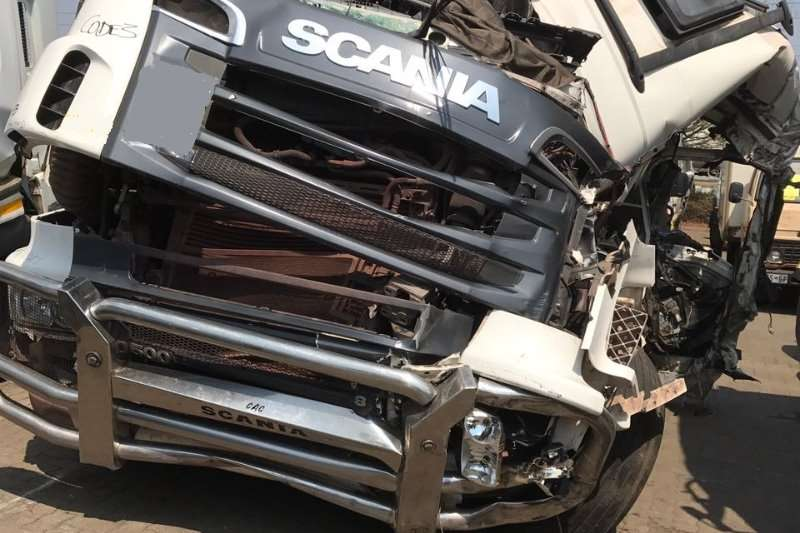 Truck Scania Scania R500 Stripping for Spares 2013