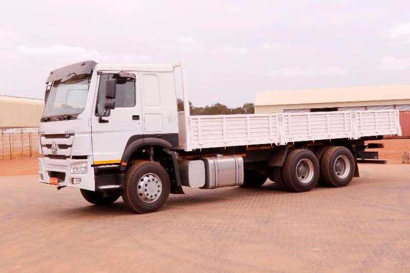Sinotruk Dropside 6x4 Dropside Truck