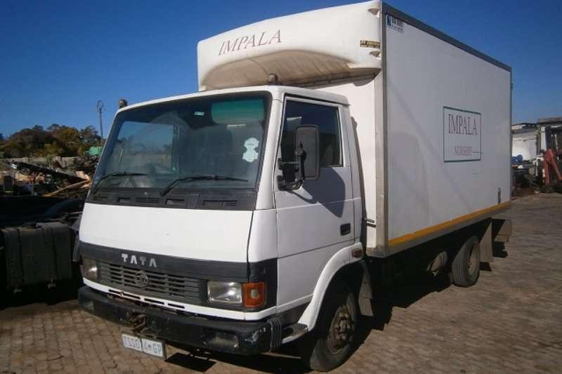 Tata Closed body 709 Truck