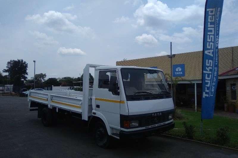 Truck Tata Dropside 2006 TATA 713 Drospide 2007