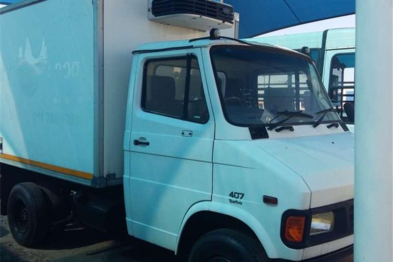Truck Tata Fridge Truck TATA 407 USED FRIDGE 2007