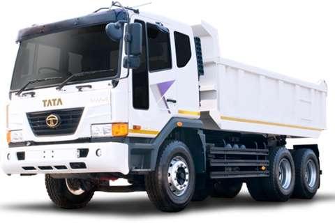 Truck Tata Tipper K5DEF 6X4 ( 10cum ready to use Tipper) 2017