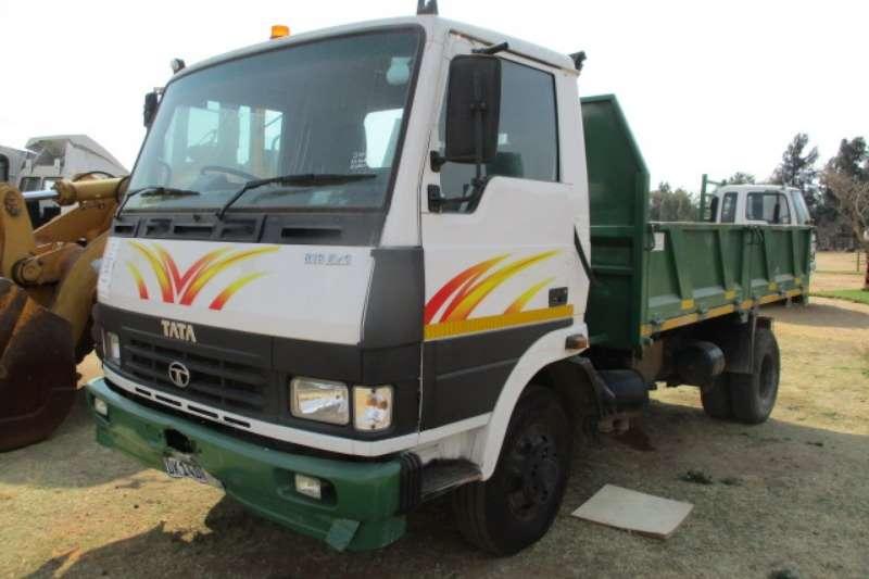 Truck Tata Tipper TATA 813 4CUBE TIPPER 2014