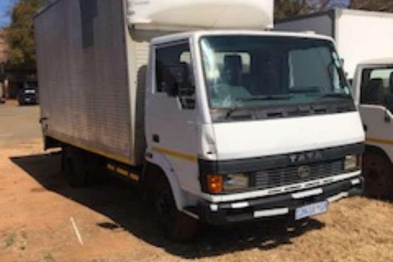 Truck Tata Van body TATA 7135 Closed Body 0