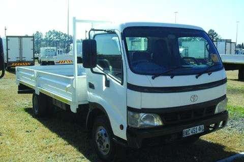 Truck Toyota 7-105 Dropside- 2008
