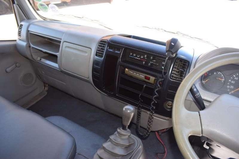 Toyota Cherry picker DYNA 7 145 Truck