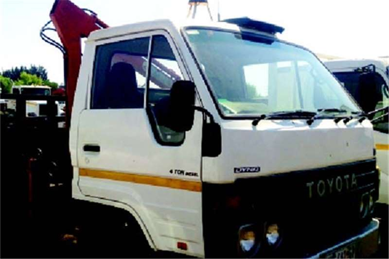 Truck Toyota Dropside 364 ADE  1995