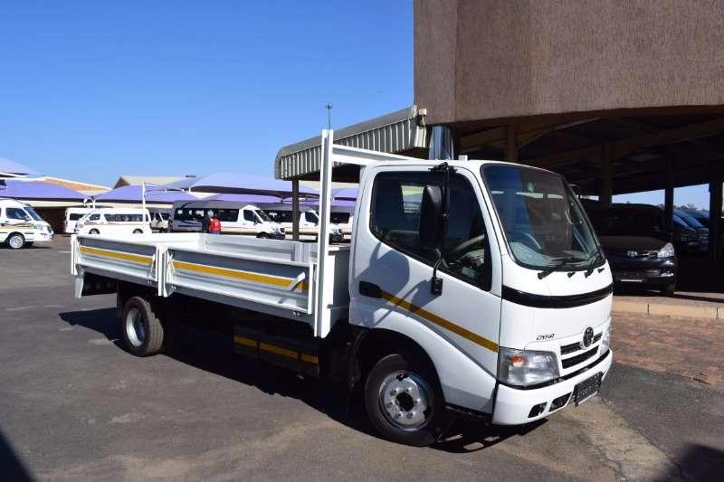 Toyota Dropside DYNA 4093 Truck