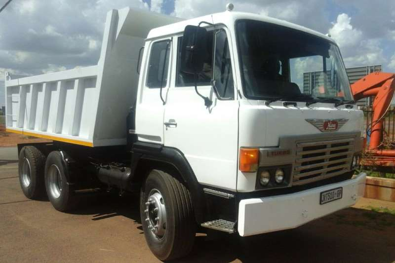 Truck Toyota Tipper 10 CUBE HINO SUPER DOLPHIN FOR SALE 1990