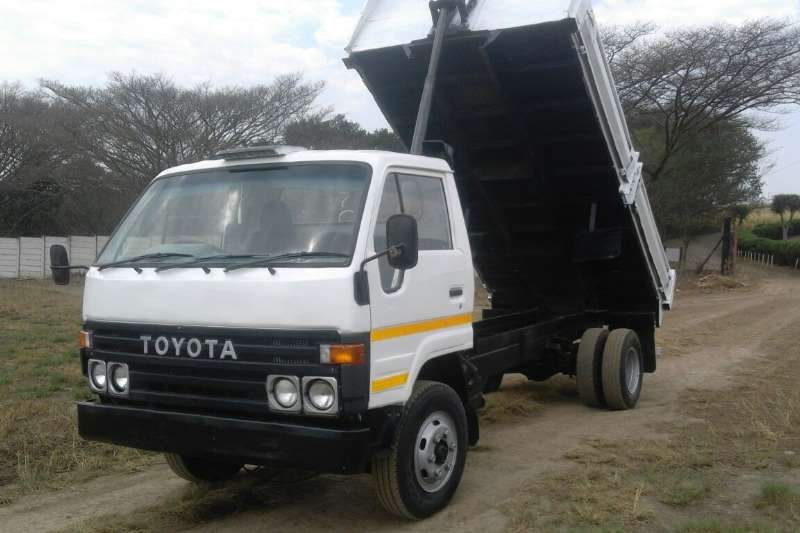 Truck Toyota Tipper Toyota Dyna Dropside Tipper Truck 1993