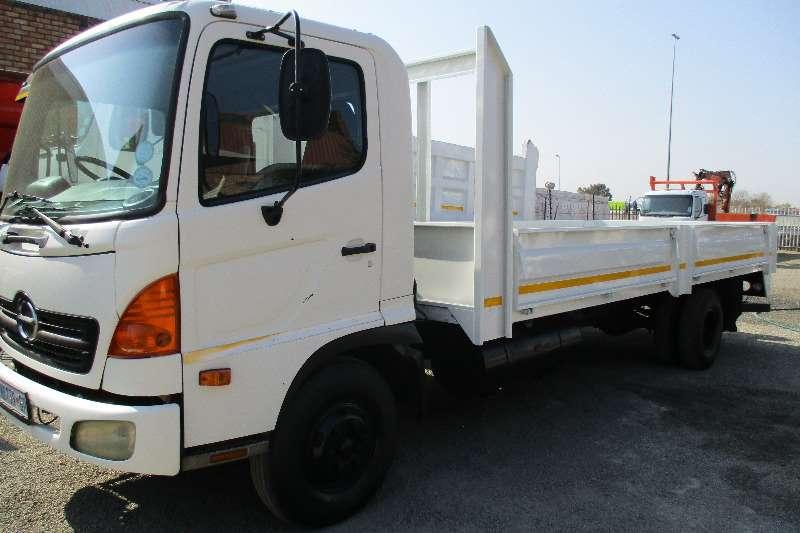 Truck Toyota Toyota Hino FC4-6 2007