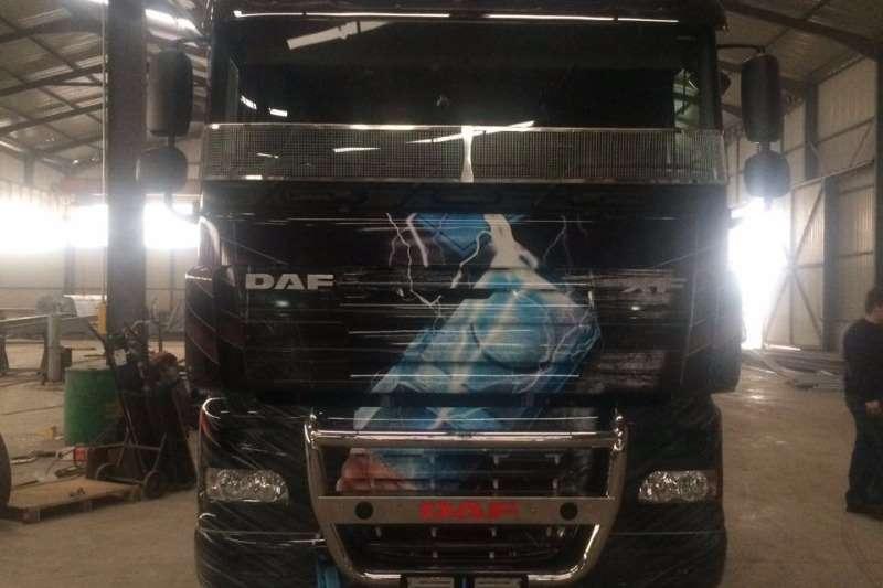 DAF Double axle DAF trucks Truck-Tractor