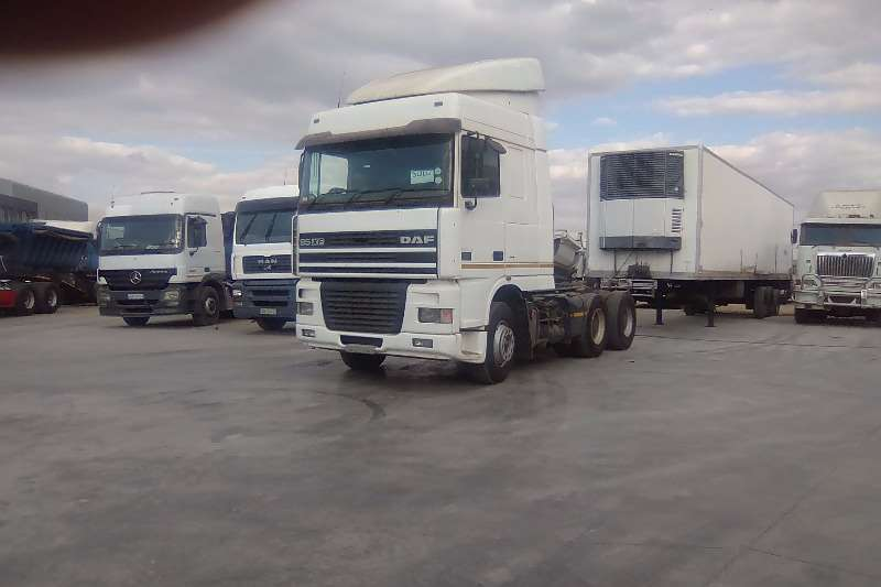 Truck-Tractor DAF XF480 FOR SALE!!! HURRY 2 AVAILABLE 2004
