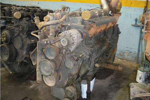 Truck-Tractor FAW WD615-44 Engine 2008