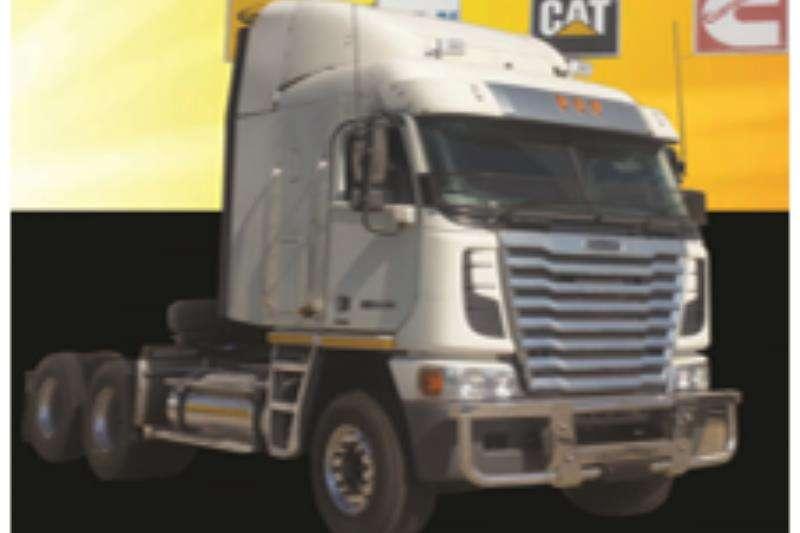 Truck-Tractor Freightliner  Double Axle Argosy 90 2014