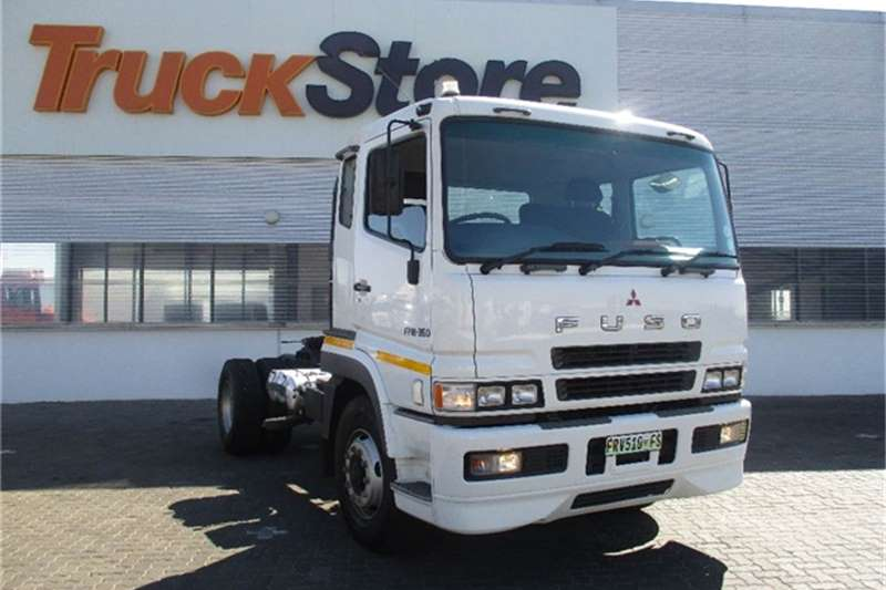 Truck-Tractor Fuso FP 18 350 Fuso 2015