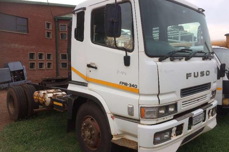Fuso Single axle FP18 340 Truck-Tractor