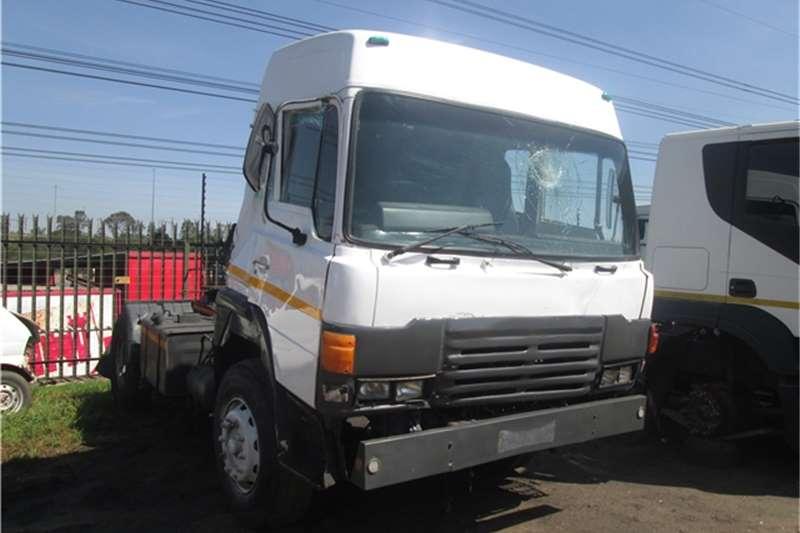 Truck-Tractor Hino 35-340 Super Dolphin 1992