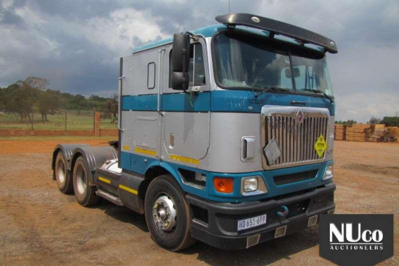 Truck-Tractor International INTERNATIONAL 9800I 6X4 HORSE 2009