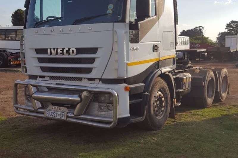 Truck-Tractor Iveco  Double Axle 2010 Iveco Strailis 480 2010