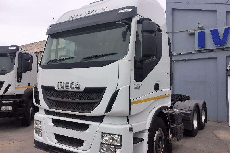 Iveco Double axle AS750S48TZ/P Truck-Tractor