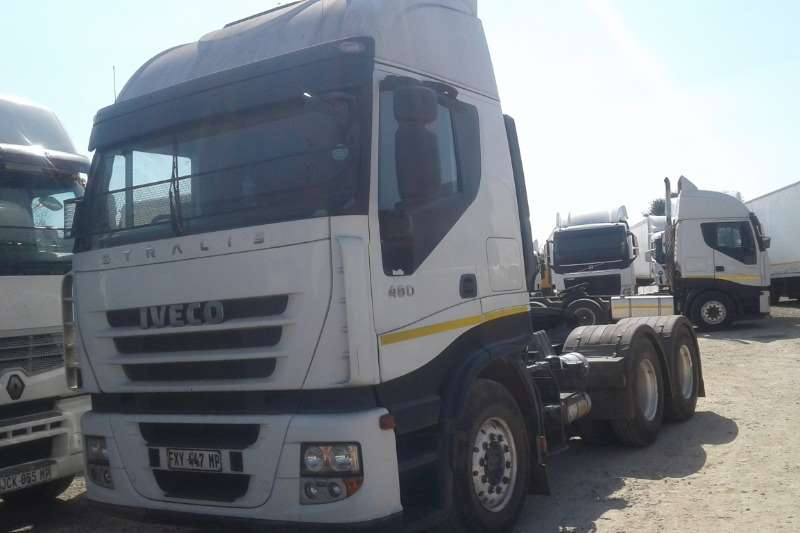 Iveco Double axle Stralis AS750S48 TZP Truck-Tractor