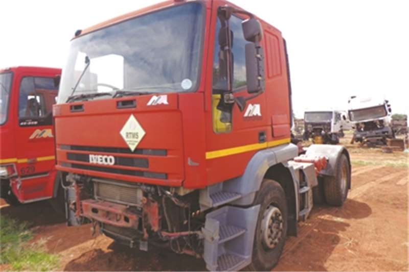 Truck-Tractor Iveco Single Axle 440 E42 0