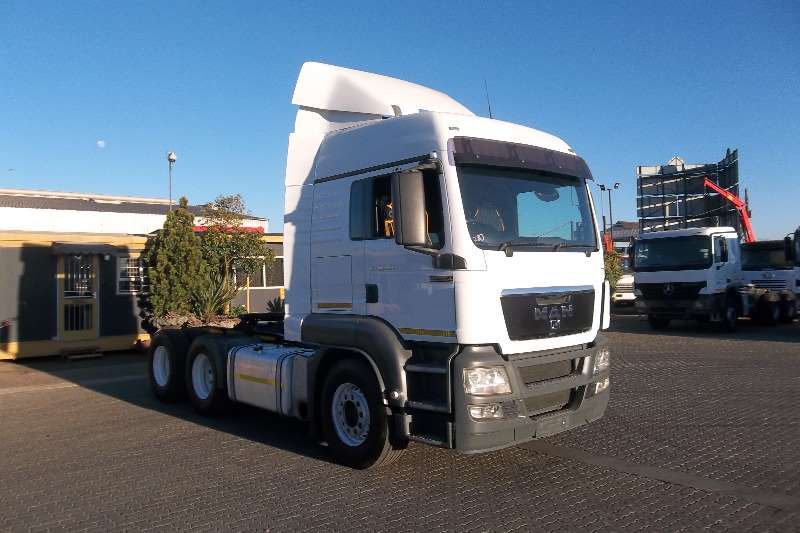 Truck-Tractor MAN  Double Axle 26.440 TGS T/T C/C 2013