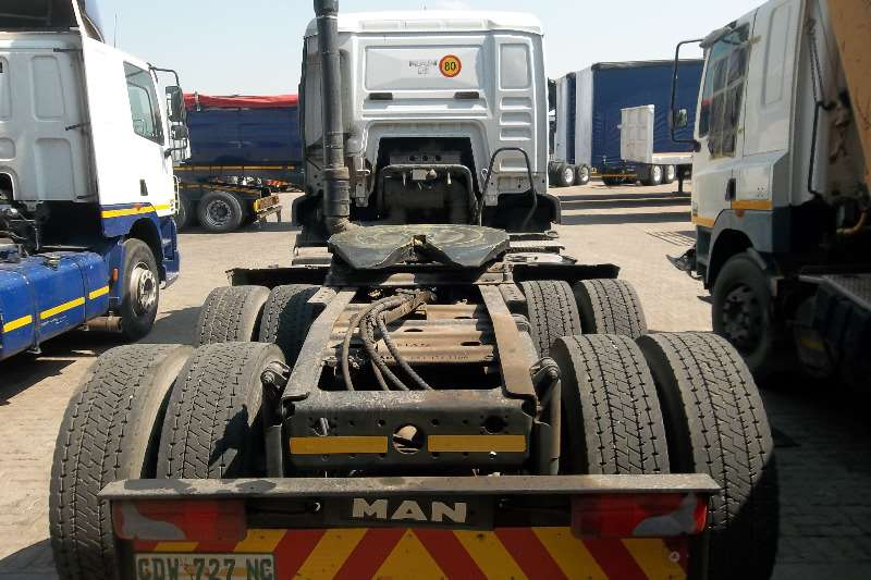 Truck-Tractor MAN  Double Axle 27.440 TGS 2012