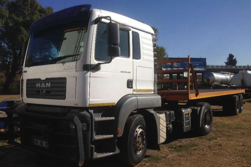 Truck-Tractor MAN Single Axle 2008 MAN 19-360 2008
