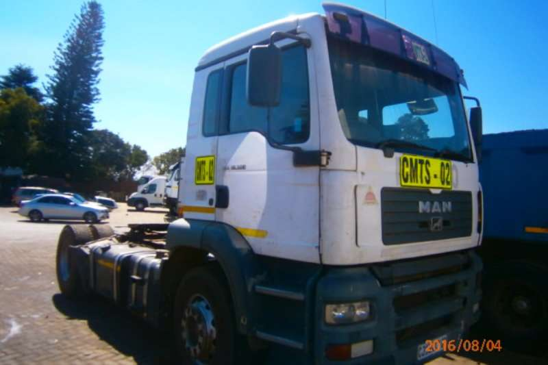MAN Single axle TGA 18 360 Truck-Tractor