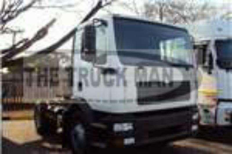 Truck-Tractor MAN Single Axle TGM 18.240 2010