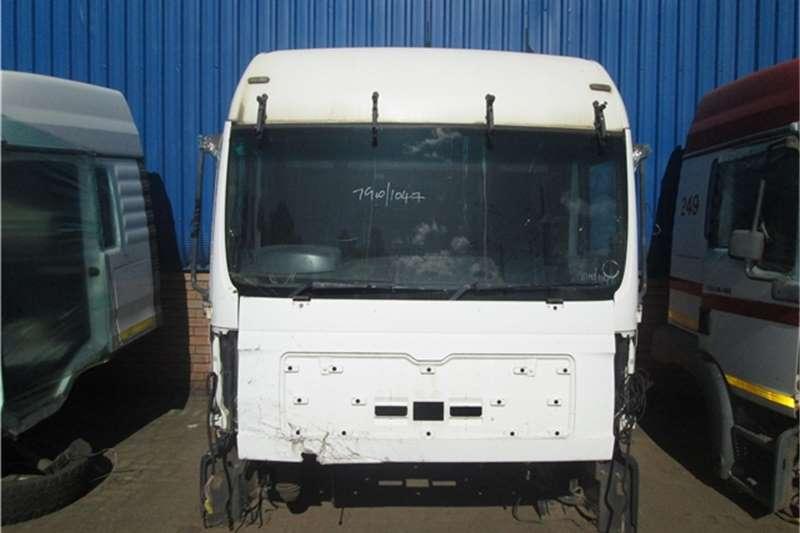 MAN TGA 26 410 Cab Truck-Tractor