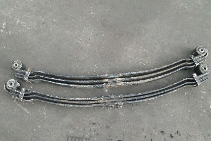 MAN TGA Front Springs Truck-Tractor