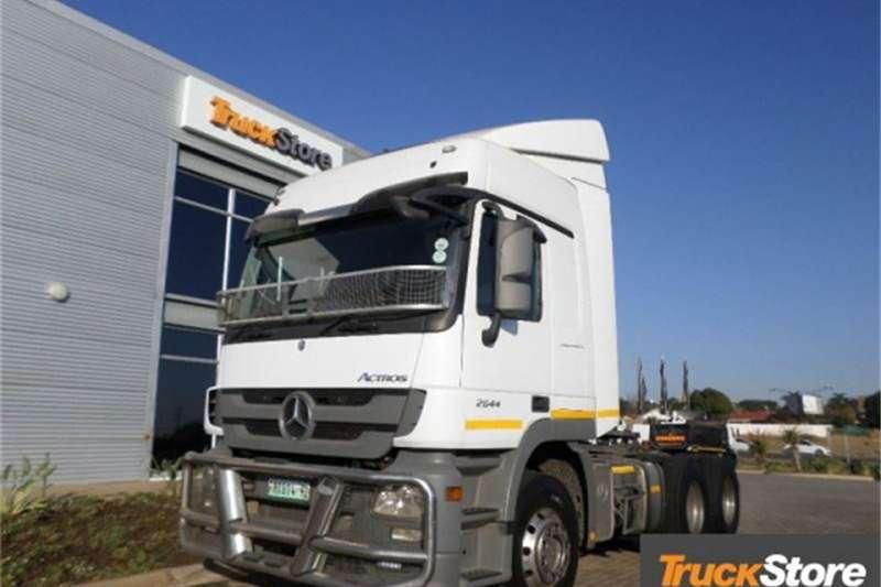 Mercedes Benz Actros 2644LS/33 HYP LS Truck-Tractor