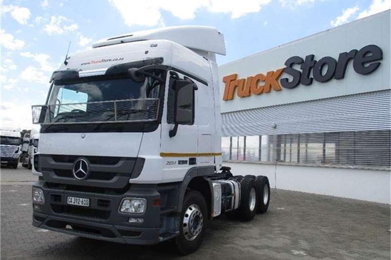 Truck-Tractor Mercedes Benz Actros 2654LS/33 HYP Mercedes Benz 2014