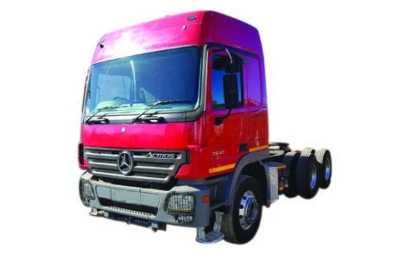 Truck-Tractor Mercedes Benz  Double Axle Actros 2640 2006