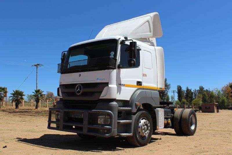 Truck-Tractor Mercedes Benz M/BENZ AXOR 1835 TRUCK TRACTOR 0