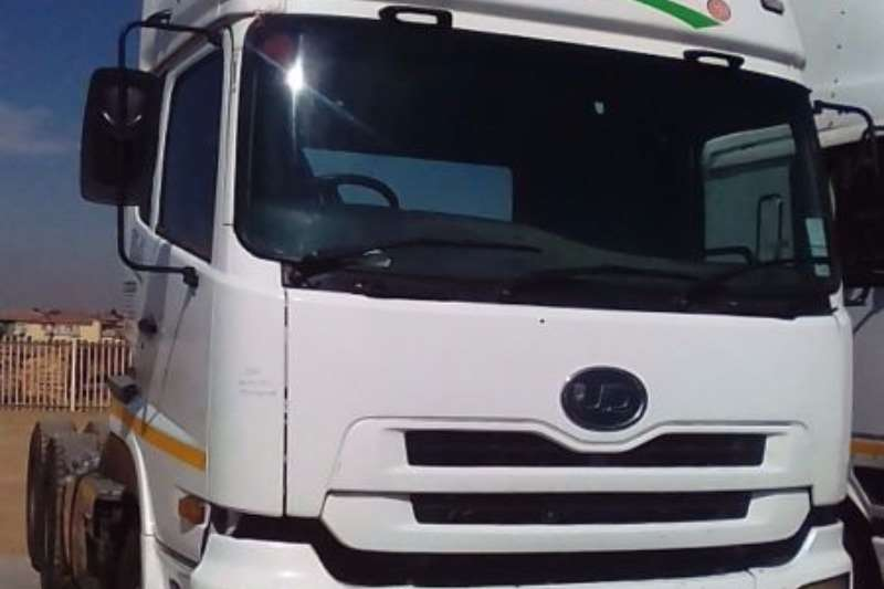 Truck-Tractor NISSAN DIESEL UD460 FOR SALE 2011