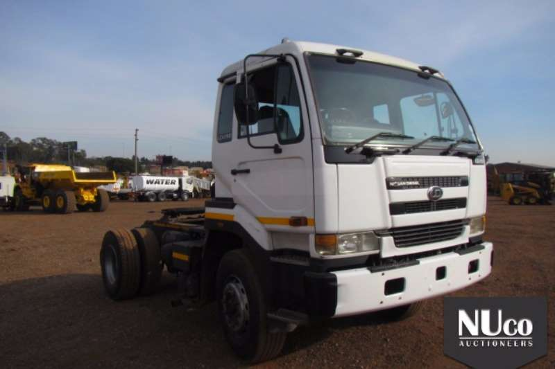 Truck-Tractor Nissan NISSAN UD290 4X2 HORSE 0