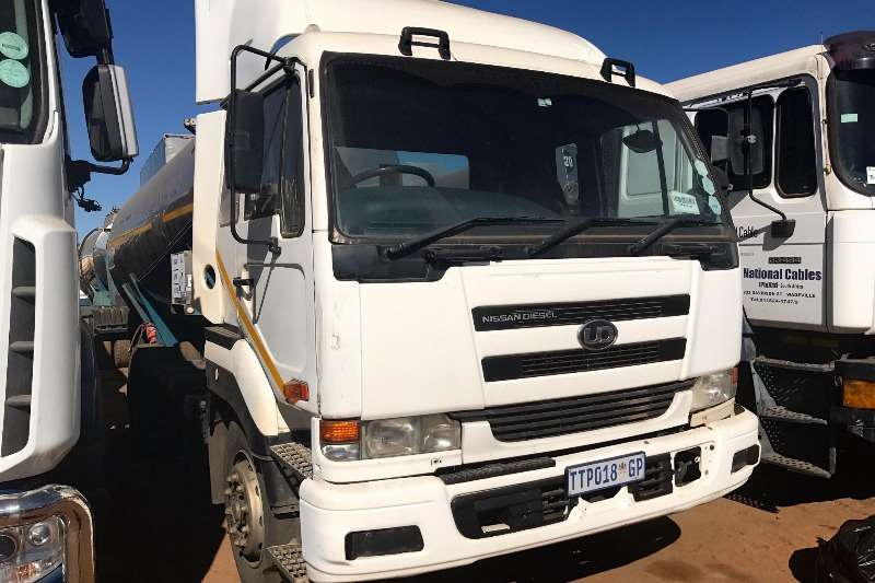 Truck-Tractor Nissan Single Axle UD400 4X2 TRUCK TRACTOR 2006