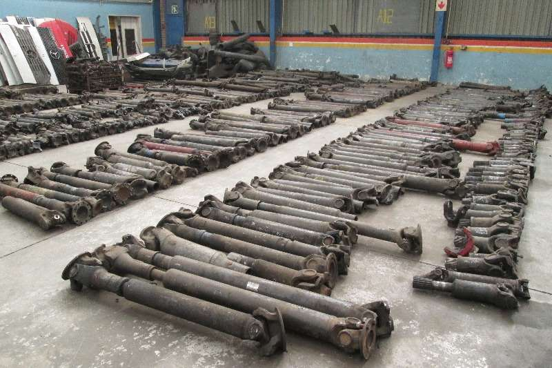 Other Propshafts for all makes of trucks Truck-Tractor