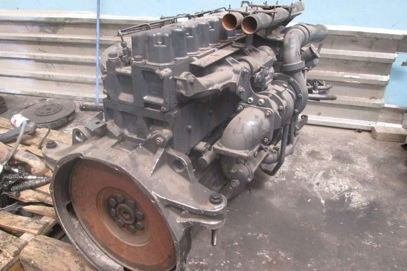 Renault T83mo Engine Double Axle Truck