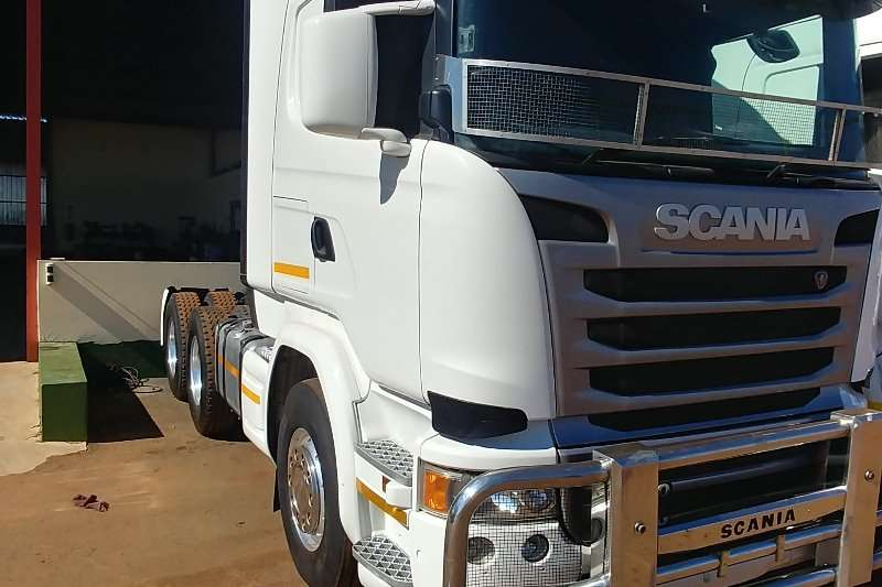 Scania Double axle 2 x 2014 Scania R460 Truck-Tractor