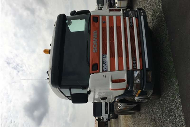 Scania Double axle 2008 Scania R500 Truck-Tractor