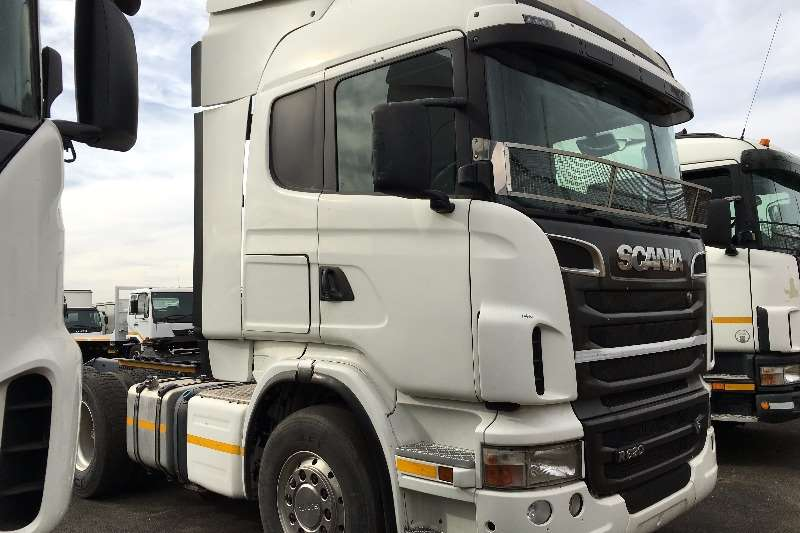 Truck-Tractor Scania  Double Axle 2011 Scania R620 2011