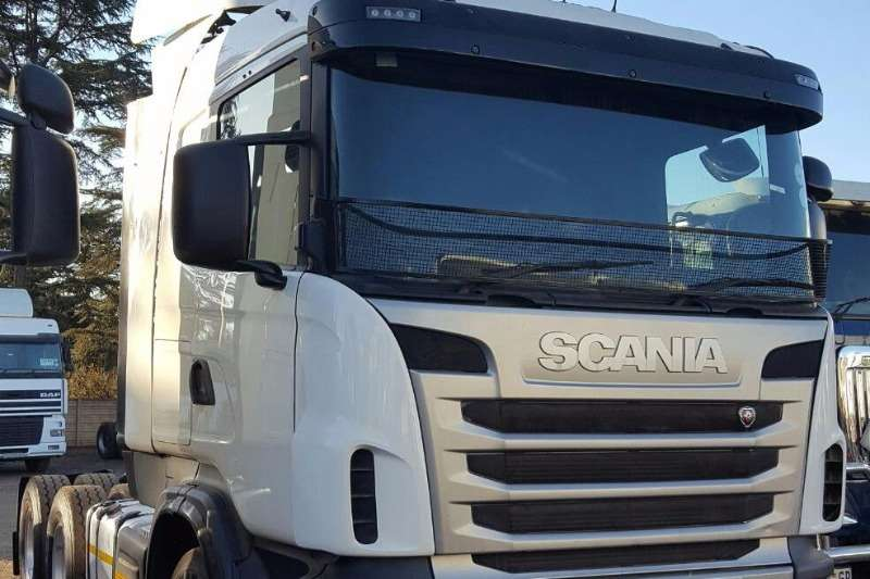 Truck-Tractor Scania  Double Axle 2013 SCANIA R410 2013